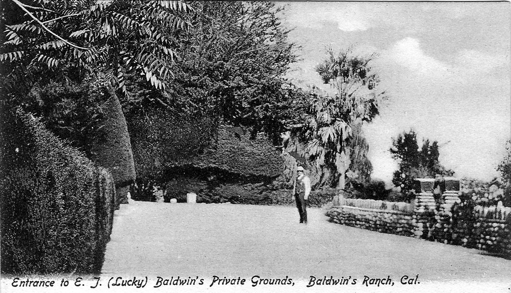 Photo Gallery Historical Images From Arcadia California