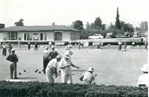 Lawn Bowling in Arcadia County Park