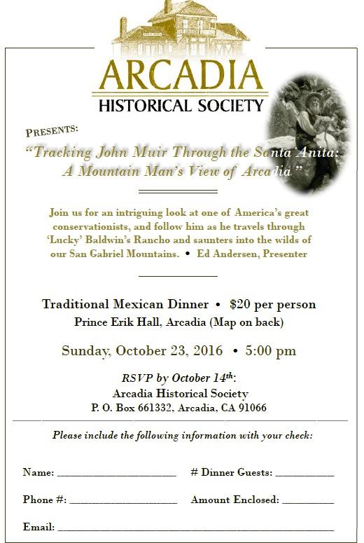 John Muir event
